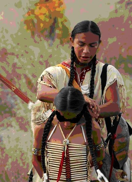 The Cherokee Tradition of Raising Boys to Men — Monomakhos