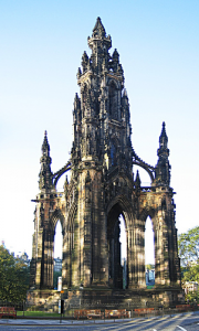 Sir Walter Scott Monument