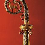 Western Crozier from Limoges, France