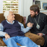 Billy Graham and Met. Hilarion
