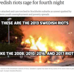 Move Along, Nothing to See Here:  Sweden Edition
