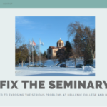 Fixing the Seminary:  Holy Cross Students Go Public With Complaints