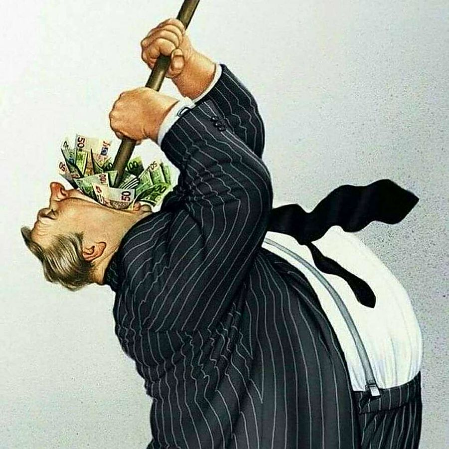 Money, Happiness and Eternal Life – Greed A Fatal Desire